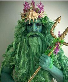 triton costume