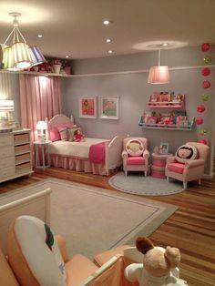 Very cute kids room