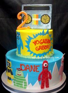 Tortas on pinterest yo gabba gabba oreo pops and for Decor yo pops