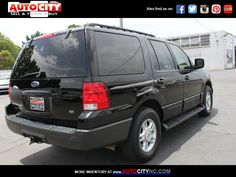 Have you seen the 2006 #Ford #Expedition XLT we just got in? Come see more right here www.autocitync.com #autocity #autocitync #usedcarsincharlotte #easycarfinancing