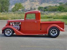 Show Trucks, Hot Rod Trucks, Old Trucks, Pickup Trucks, Classic Trucks, Classic Cars, Panel Truck, Hot Rides, Vintage Trucks