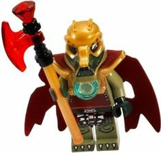 LEGO Legends of Chima Crominus Mini Figure From Cragger's Command Ship set #70006 by LEGO. $15.95. LEGO Legends of Chima Crominus Mini Figure From Cragger's Command Ship set #70006. LEGO Legends of Chima Crominus Mini Figure From Cragger's Command Ship set #70006