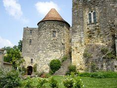 Chateau de Langoiran - Gironde, Aquitaine