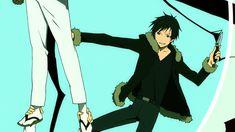 "Durarara!! - Ending 1 - ""Trust Me"" by Yuya Matsushita"