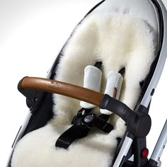 Included: 100% Sheepskin Pushchair Seat Liner  A proper favourite http://www.geojono.com/
