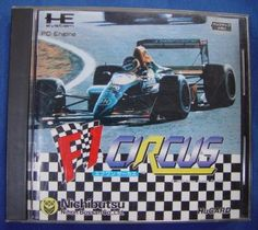 HE System PC Engine Hu Card Japanese :  F1 Circus ( Nichibutsu ) http://www.japanstuff.biz/ CLICK THE FOLLOWING LINK TO BUY IT ( IF STILL AVAILABLE ) http://www.delcampe.net/page/item/id,0378110136,language,E.html
