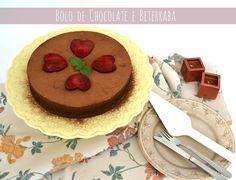 Sweet Gula: Bolo de Chocolate e Beterraba de Nigel Slater