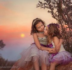 Sisters by Jessica Drossin on Beautiful Babies, Beautiful World, Lucas Arts, Amazing Sunsets, Take Better Photos, Pretty And Cute, Show, Fine Art Photography, Photography Ideas