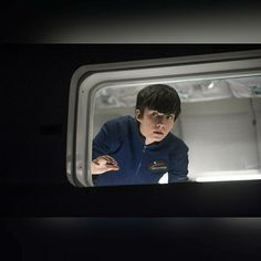 Asa Butterfield. The Space Between Us