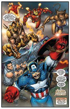 Marvel Jokes, Avengers Comics, Marvel Avengers, Comic Book Artists, Comic Artist, Comic Books, Rob Liefeld, Avengers Pictures, Dc Comics Characters