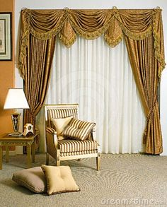 living room curtains with valance | Living Room Ideas | Pinterest ...