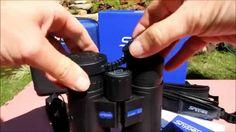 Snypex Knight ED Binoculars Can Opener, Binoculars, Knight, Bridge, Videos, Bridges, Cavalier, Knights, Bro