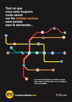 Guide Social Media 2012 by Guide Social Media, via Slideshare