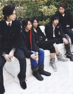 Why Aiba always come to have the best shoes? *_*