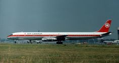 Air Canada DC8