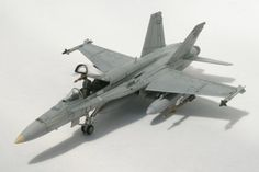 1/144 Revell F/A-18A by Christopher Cooper