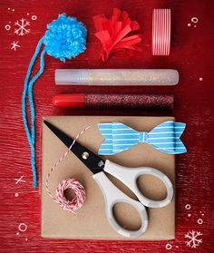The Wrapping Guide: How To Upgrade Your Presents With Items You Probably Already Own!