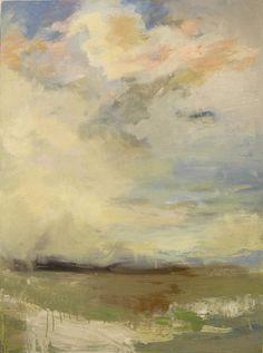 """Saatchi Online Artist: Teresa Cline; Acrylic, Painting """"Ocean Moods twenty eight"""""""