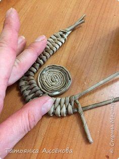 Мастер класс по плетению глаз! фото 6