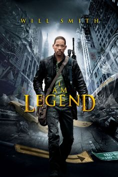 I Am Legend (Alternate Ending) Poster Artwork - Will Smith, Salli Richardson-Whitfield, Alice Braga - http://www.movie-poster-artwork-finder.com/i-am-legend-alternate-ending-poster-artwork-will-smith-salli-richardson-whitfield-alice-braga/