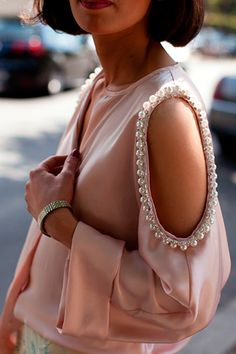 Lavender and Pearls