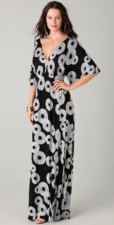 Rachel Pally Lita Maxi Dress #MOB