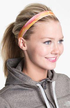 Cute headbands for crazy beach hair!  Sweaty Bands 'Northern Lights' Head Wrap | Nordstrom