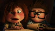 Up - A Love Back Through Time (Carl & Ellie love story told in reverse o...