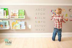Montessori Felsefesine Uygun Kitaplıklar – Montessori Dünyası