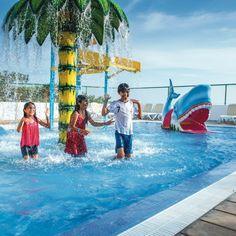 Kid's pool at Riu Sri Lanka - Fun guaranteed for the whole family - All Inclusive hotel in Sri Lanka