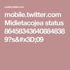 mobile.twitter.com Midietacojea status 864583436408848389?s=09