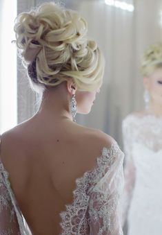 Incredibly Elegant Wedding Hairstyles - MODwedding