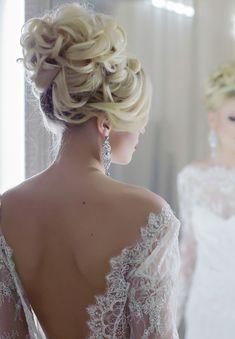 Incredibly Elegant Wedding Hairstyles - MODwedding
