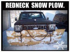 Redneck plow his best bro bare