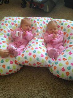 The most comfortable twin nursing pillow - Twin Z Twin Nursing Pillow