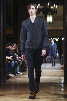Kolor Menswear Fall Winter 2017 Paris