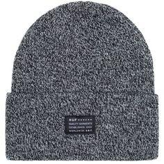 Huf Mixed Yarn Beanie (Black) $19.95