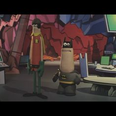 Dc nation shorts this one was animated by Terry Brain batman voiced by Jamie…