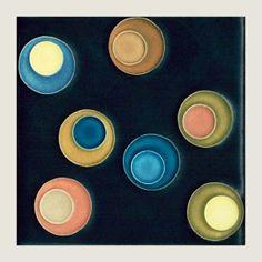 Floating Spheres | Motawi Tileworks