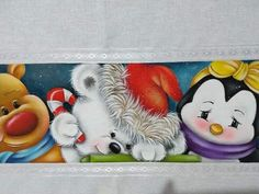 Christmas Projects, Christmas Gifts, Penguin Coloring Pages, Christmas Clipart, Tole Painting, Snowman, Decoupage, Projects To Try, Snoopy