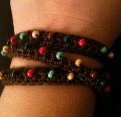 Ravelry: Paige524s Beaded, Crocheted Friendship Bracelets
