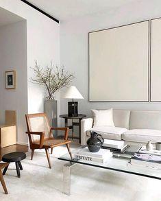 Home Interior Salas Living Room Inspiration, Interior Design Inspiration, Home Decor Inspiration, Home Interior Design, Interior Styling, Decor Ideas, Decorating Ideas, Living Room Interior, Home Living Room