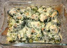Zapekaná brokolica, Delená strava - recepty, recept | Naničmama.sk Home Recipes, Potato Salad, Pizza, Potatoes, Ethnic Recipes, Fit, House, Shape, Home