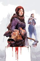 """Kicking off the next big NORTHLANDERS story, """"The Icelandic Trilogy,"""" Brian Wood and Paul Azaceta (Daredevil, BPRD, Spider-Man) take on the history of the mythic island nation, starting with its settlement in 874 and ending with civil war in 1262. This brutal crime drama is the most ambitious NORTHLANDERS story to date!"""