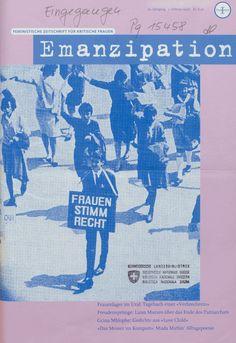 Emanzipation : feministische Zeitschrift für kritische Frauen