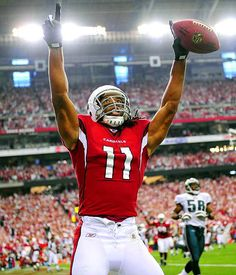 Larry Fitzgerald's Vision Therapy Journey                                           …