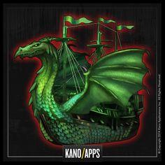 Dragonfire Cruiser for Pirate Clan #kanoapps #conceptart # boss #art #gameart #photoshop #viking #digitalart #pirateclan Game Art, Vikings, Pirates, Spiderman, Concept Art, Digital Art, Apps, Photoshop, Superhero