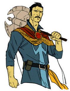 Awesome Art Picks: Dazzler, Edward Scissorhands, Doctor Strange, and More - Comic Vine