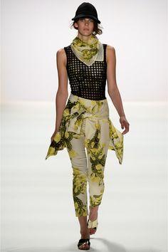 Steinrohner  Spring/Summer 2017 Ready-To-Wear Berlin Fashion Week