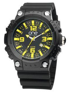 ONE NOIR Watch | OA7143PA32N